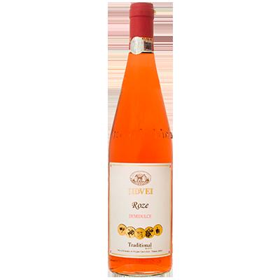 Vin rose Rose Jidvei