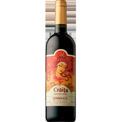 Vin rosu 2 Craita Transilvaniei Jidvei