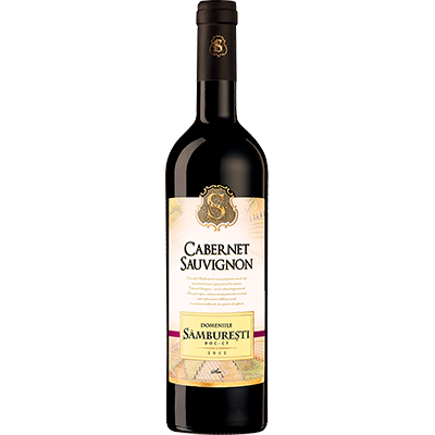 Vin rosu Cabernet Sauvignion  Domeniile Samburesti